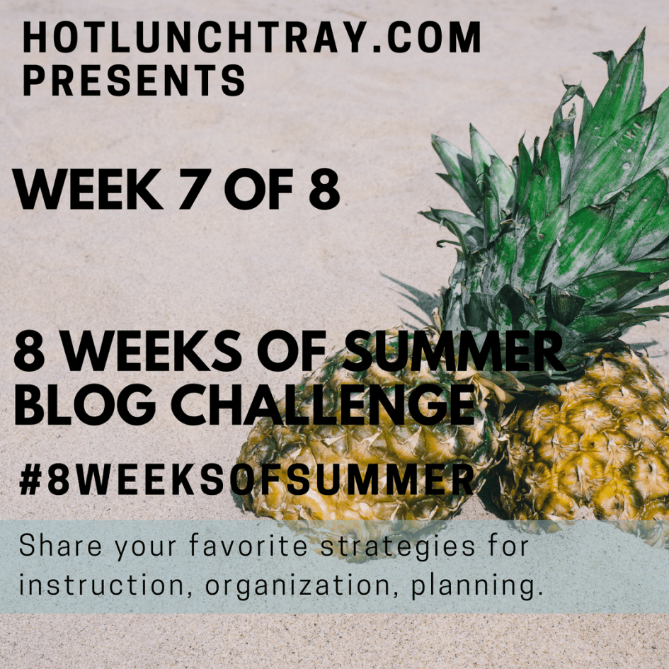 7of8weeksofsummer Blog Challenge INSTA