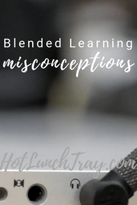 Blended Learning Misconceptions PIN