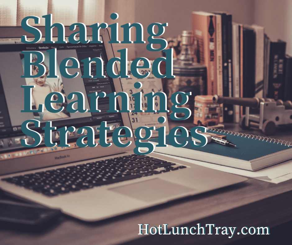 Sharing Blended Learning Strategies FB
