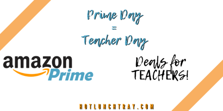 Prime Day = Teacher Day 2019 Tweet