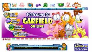 Gmail dari Garfield