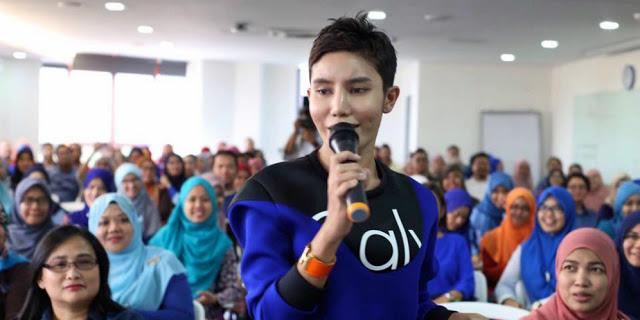 Kisah Inspiratif Transgender Malaysia yang Bertobat