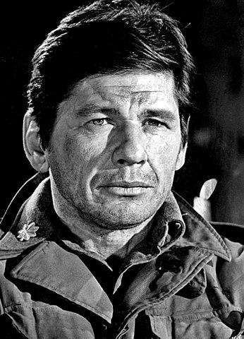 Charles Bronson young photos quotes best movies tv shows facts