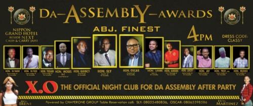 Da Assembly DP 3