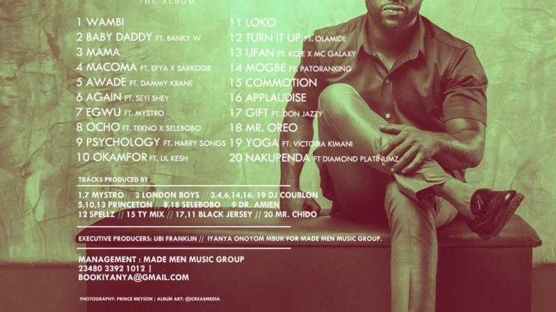 Iyanya ft. Olamide – Turn It Up + Macoma ft. Sarkodie x Efya