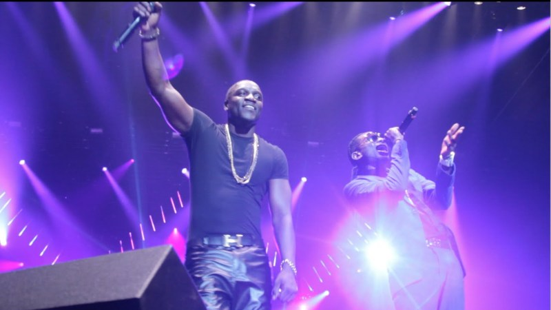 VIDEO: Akon ft. May D Live at Dance Afrique Summer Fest