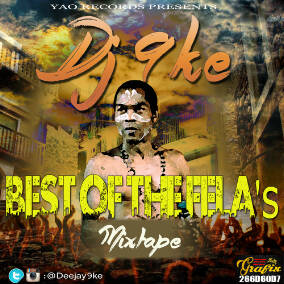 Mixtape: DJ 9ke – Best of the Fela's