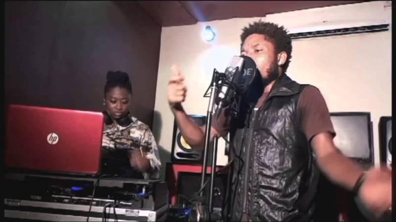 VIDEO: Boogey – Ojuelegba (Freestyle)