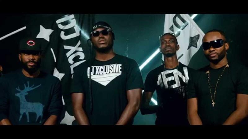 VIDEO: DJ Xclusive ft Lil Kesh & CDQ – Dami Si