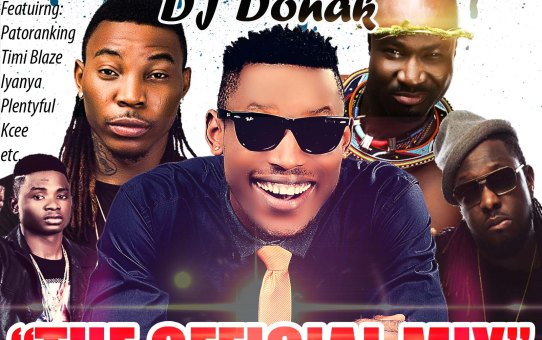 Mixtape: DJ Donak – The Official Mix