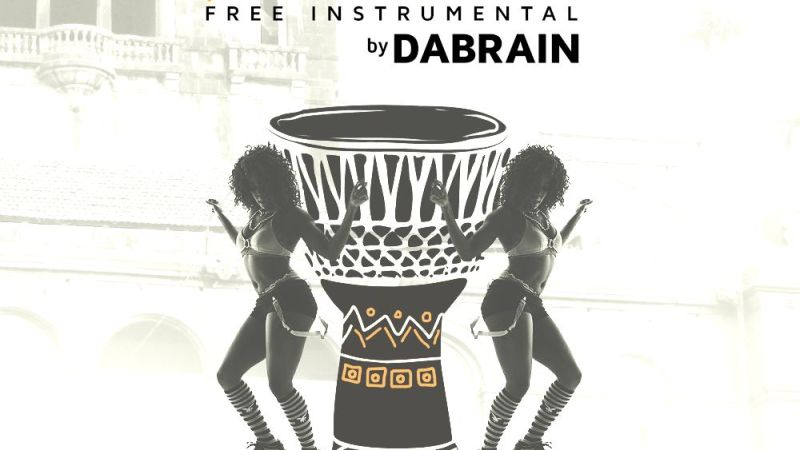 Free Beat: Afro Beat (Instrumental) Prod. by Dabrain