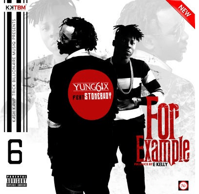 Yung6ix ft. Stonebwoy – For Example