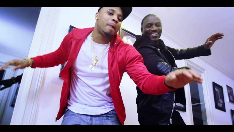 VIDEO: B-Red x Akon – Cucumber