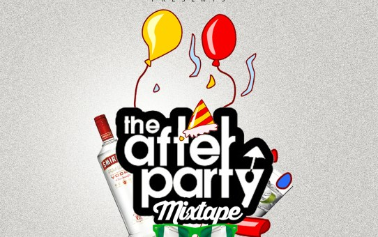 DJ Spinall – The After Party Mixtape