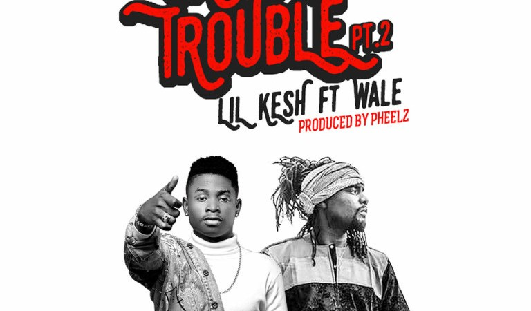 Lil Kesh ft. Wale – Cause Trouble (Pt. 2)