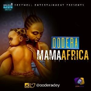 Oodera – Mama Africa