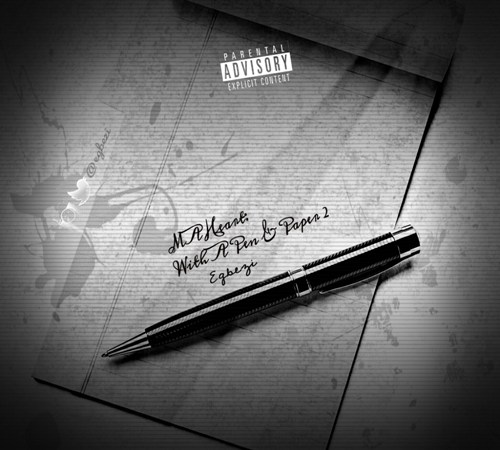 Egbezi – MA Heart: With a Pen & Paper 2 (EP)