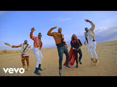 VIDEO: 2Baba ft. Sauti Sol – Oya Come Make We Go