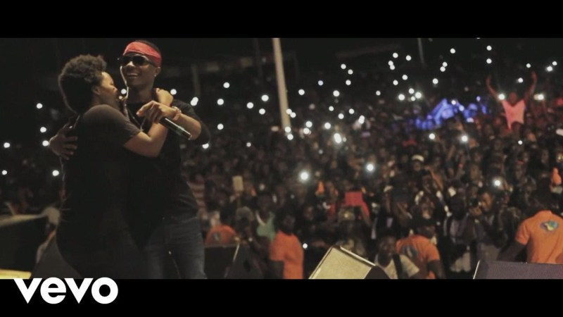 VIDEO: Wizkid – Sweet Love