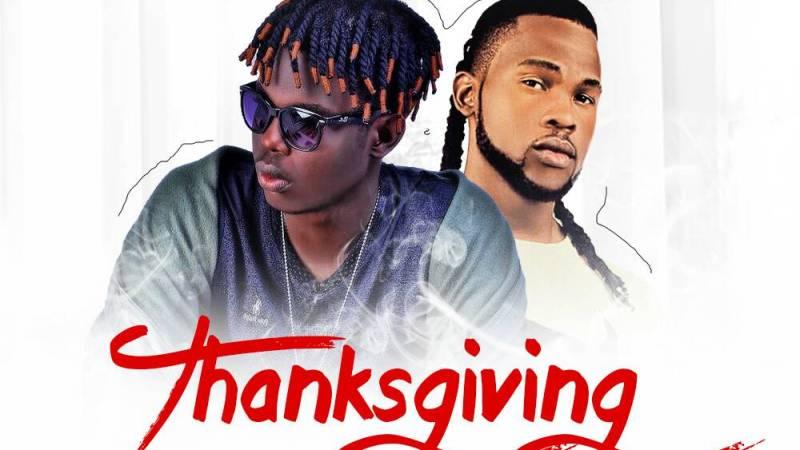 Black J ft Bob G – Thanksgiving (Prod by 2flexing)