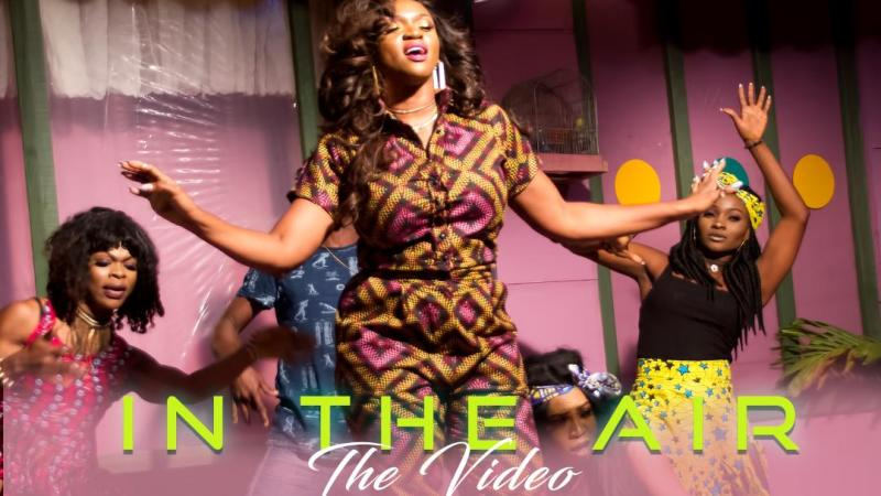 VIDEO: Waje – In The Air