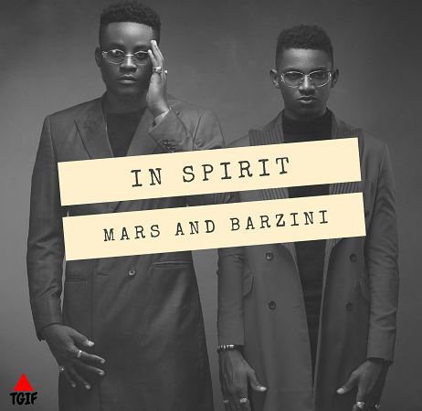 Mars and Barzini – In Spirit EP