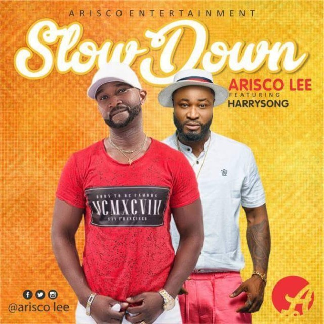 AriscoLee ft. HarrySong - Slow down