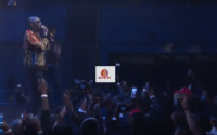 2baba Performance At One Africa Music Fest Dubai