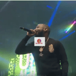 VIDEO: Davido Performance At One Africa Music Fest Dubai
