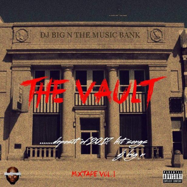 DJ BigN The Vault Mixtape