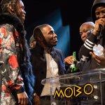 VIDEO: Wizkid Wins Best International Act At Mobo 2017 Award | All Winners List