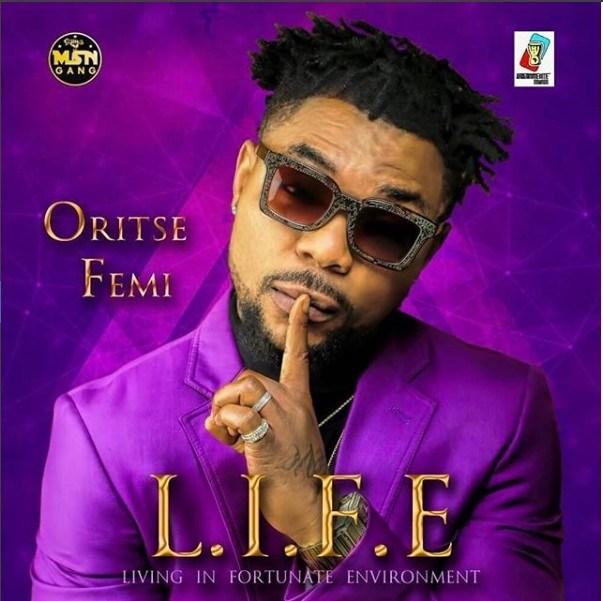 Oritse Femi - Ireti ft. Lil Kesh