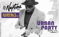DJ Neptune - Urban Party Radio Mixtape Vol One