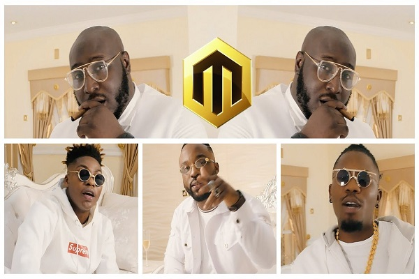 The Trilogy Video by DJ Big N ft Reekado Banks, Iyanya and Ycee