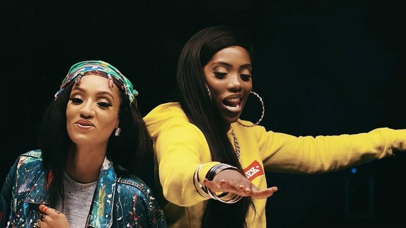 VIDEO: Di'ja ft Tiwa Savage - The Way You Are