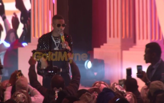 Davido and Wizkid's Performance at Dangote's Daughter's Wedding