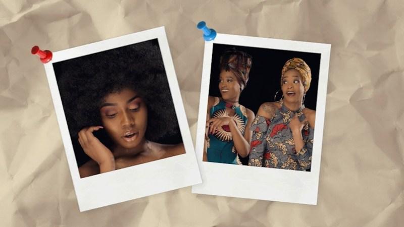 Korede Bello Melanin Popping Lyrics Video