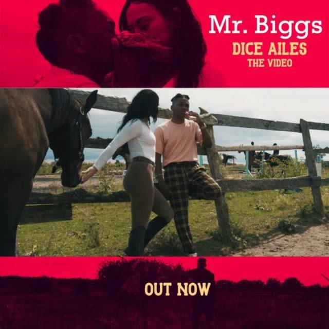 VIDEO Dice Ailes Mr Biggs