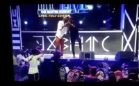 2face Idibia And Face Of Plataintion Boyz Reunion Live On Stage