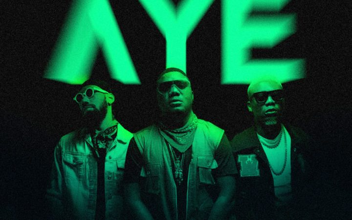 CDQ ft Phyno & Reminisce - Aye