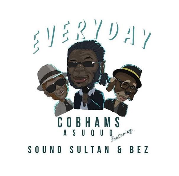 Cobhams Asuquo - Everyday ft Sound Sultan & BEZ