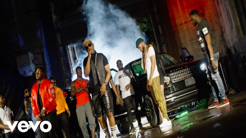 VIDEO CDQ ft Phyno & Reminisce - Aye