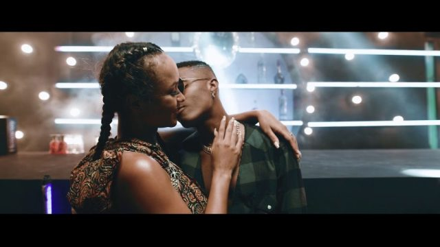 VIDEO Duncan Mighty ft Wizkid - Fake Love