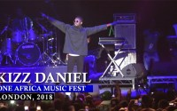 Kizz Daniel, Mr. Real, Kcee Performance At One Africa Music Fest 2018