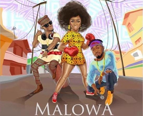 Omawumi – Malowa ft Slimcase & DJ Spinall