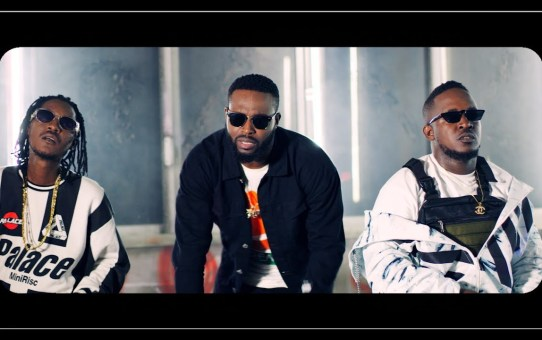 VIDEO: DJ Neptune – Blood & Fire ft MI Abaga, Jesse Jagz