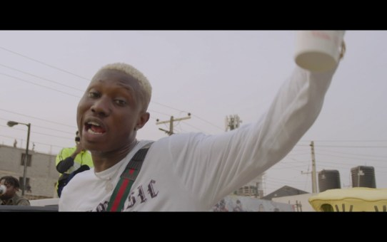 VIDEO: Yung6ix & Hanujay – Leg Working ft Zlatan