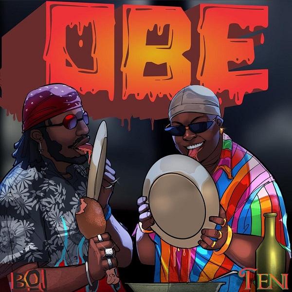 BOJ - Obe ft Teni
