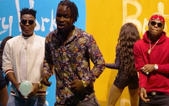 VIDEO: Young D – Body Work ft. Reekado Banks, Harmonize