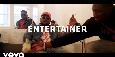 CDQ - Entertainer ft Davido
